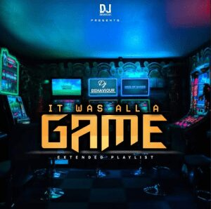 DJ Behaviour – It Was All A Game EP