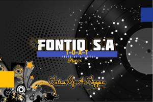 Djy FontiQ SA Tales of a Toppie