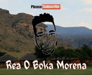 King Tebza – Reya O Boka Morena (Amapiano Meets Gospel)