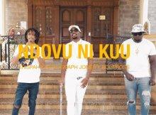 Krispah ft Khaligraph Jones & Boutross – NDOVU NI KUU