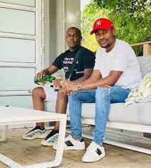 Mshayi & Mr Thela – New Journey