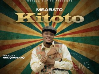 Msabato – Kitoto