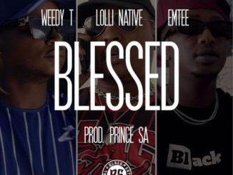 Weedy T Blessed ft Emtee & Lolli Native Mp3 Download SaFakaza