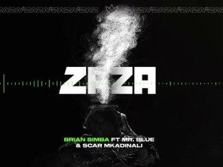 Brian Simba ft Mr. Blue & Scar Mkadinali – ZAZA REMIX