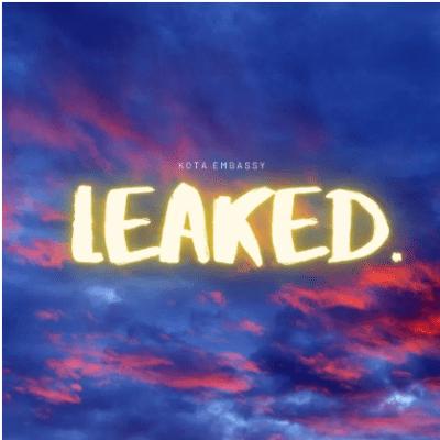 Kota Embassy Leaked 2021 EP Download