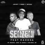 Musical Jazz, DJ Shima x XoliSoul MF – Senzeni ft Madoda