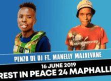 Penzo De DJ – 16 June Maphalle ft Manelly Majaevane