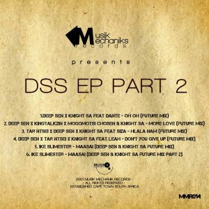 Deep Sen, KingTalkzin, Mogomotsi Chosen & Knight SA More Love (Future Mix) Mp3 Download Safakaza