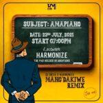 Dj Obza – Mang dakiwe Remix ft Leon Lee & Harmonize
