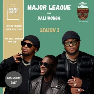 Major League & Daliwonga Amapiano Live Balcony Mix B2B (S3 EP04) Mp3 Download Safakaza
