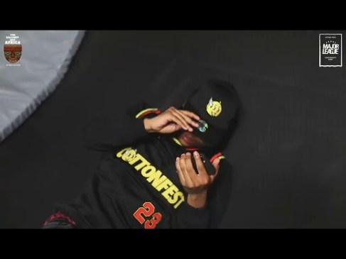 Major league DJz Gumba Fire (Amapiano Balcony Mix with Daliwonga) Mp3 Download Safakaza