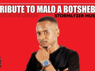Stormlyzer Music Tribute to Malo A Botsheba (King Of Kwasa Kwasa) Mp3 Download Safakaza