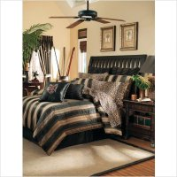 Tiger Comforter Set | Safari Bedding