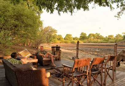 Kanga Camp - Mana Pools National Park