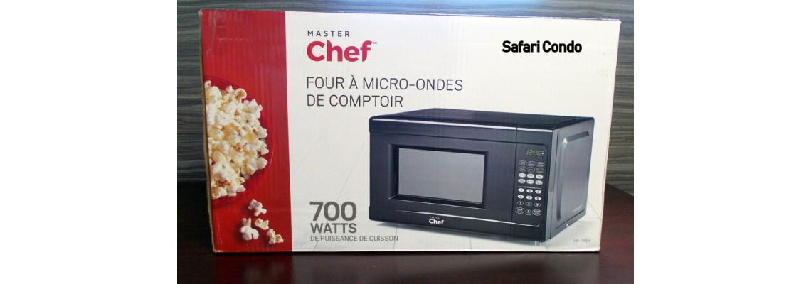 microwave masterchef 17 litre 700 watts