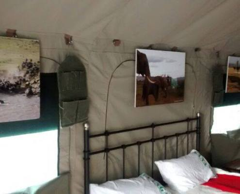 Interior Tented Camp