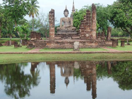 Sukhothai,Tailandia