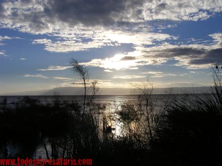 Lago Eyasi. Tanzania. Agosto de 2007