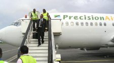 Precision Air Scheduled flights to Serengeti National Park