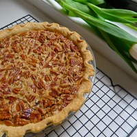 A classic southern favorite: Pecan Pie