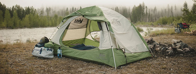 How to Set Up a Tent Easily