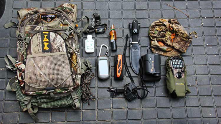Prepare for the hunt