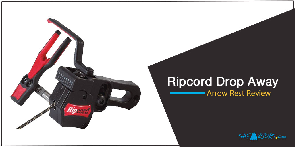Ripcord Fall Away Rest Rh Red Outdoor Sports Arrow Rests
