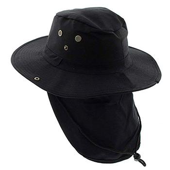 Military Camouflage Boonie Bush Safari Outdoor Snap Brim Hat