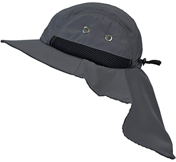 Sun Blocker Outdoor Sun Protection Fishing Cap