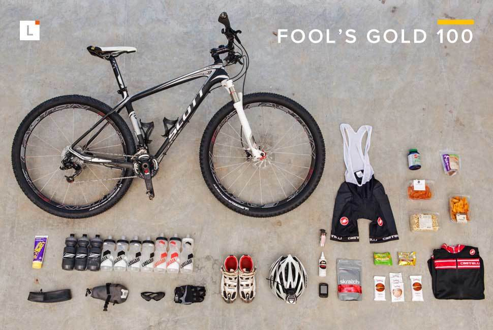Mountain Bike Racing Inventory the Essentials