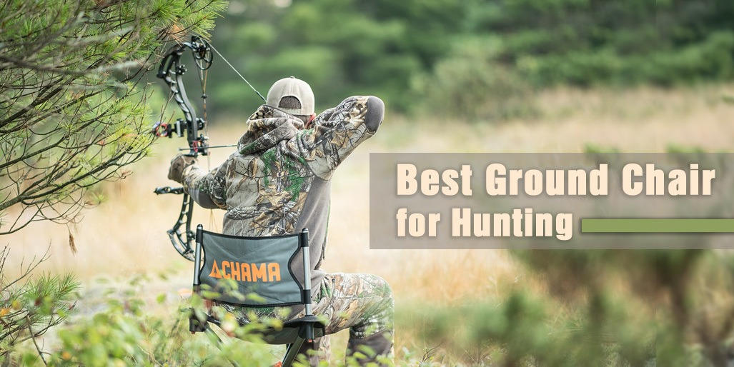 Best Ground Blind Chair for Hunting of 2019 - Reviews and