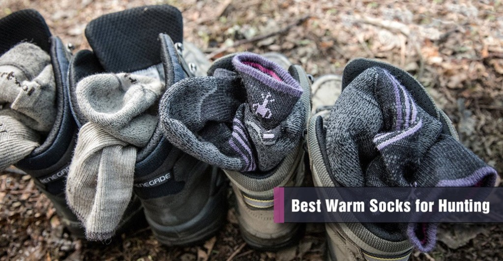 Best Warmest Socks for Hunting