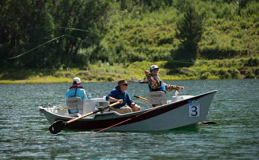 Fishing Boats for Float Fishing