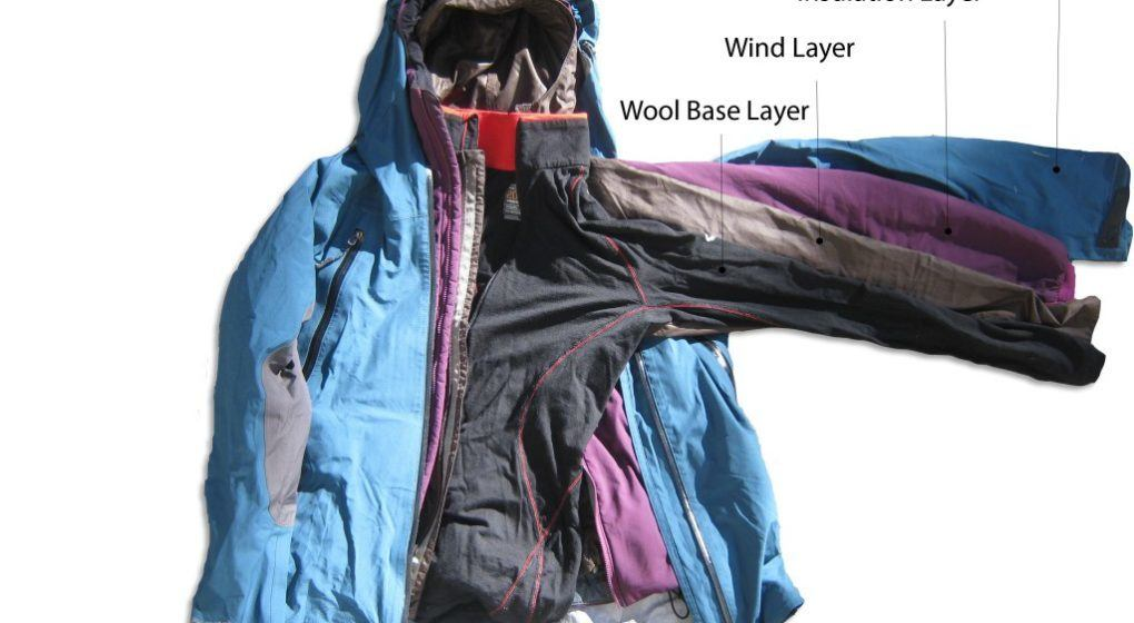 layers of Clothes for Hiking in Cold