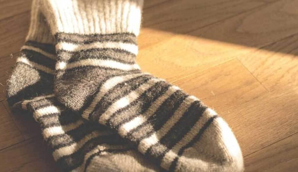 Good pair of socks