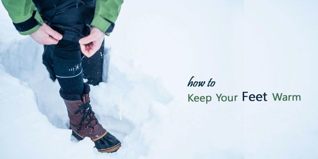 How to Keep Your Feet Warm in the Winter