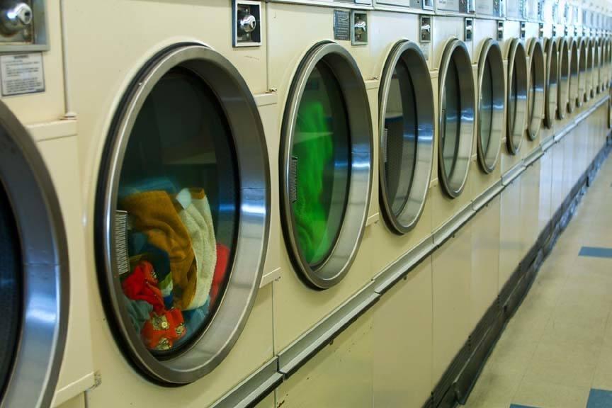 machine washing sleeping bags