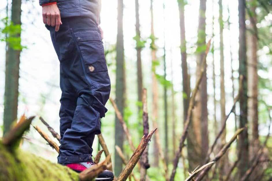 Check Dimension of the Hiking Pant