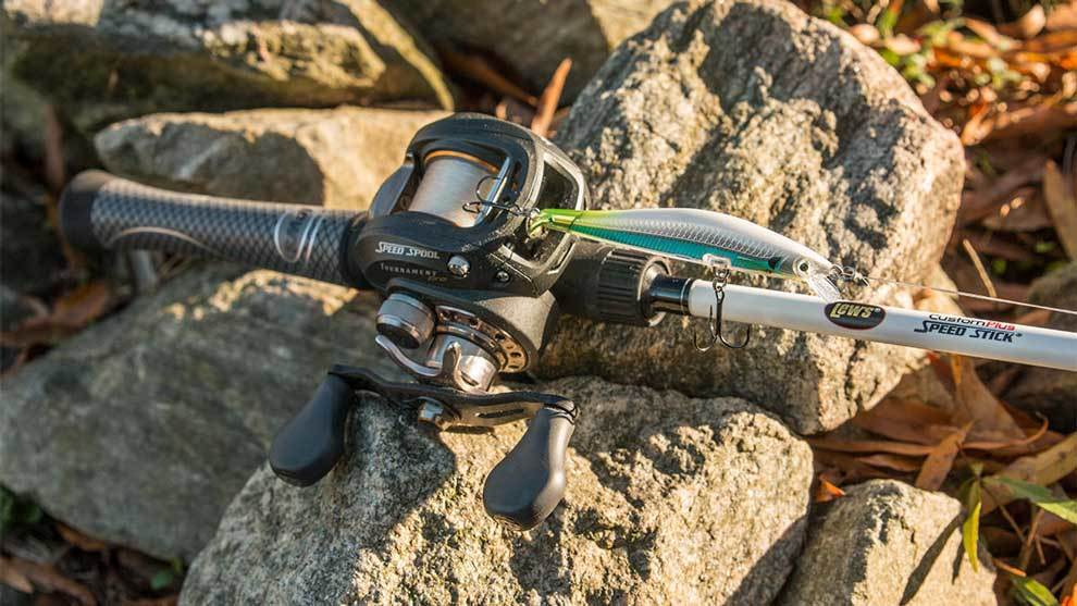 What Reel Should be Used for Jerkbait rod