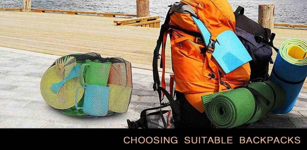 Choosing Suitable Backpacks