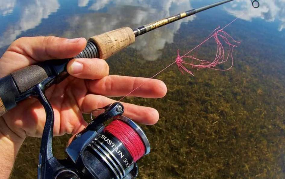 Keeping the Fishing Line Tight