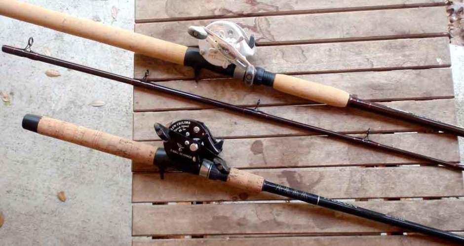 fiberglass steelhead rod