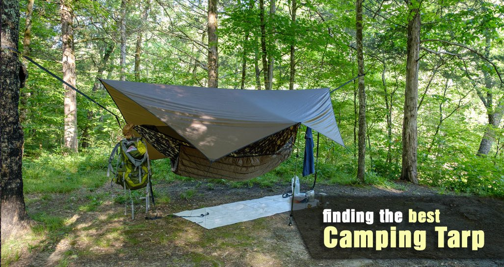 Best Camping Tarp for Hammock and Tent