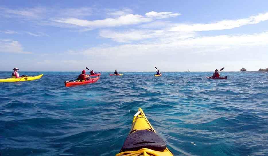 Ocean Kayak for Longer Trips