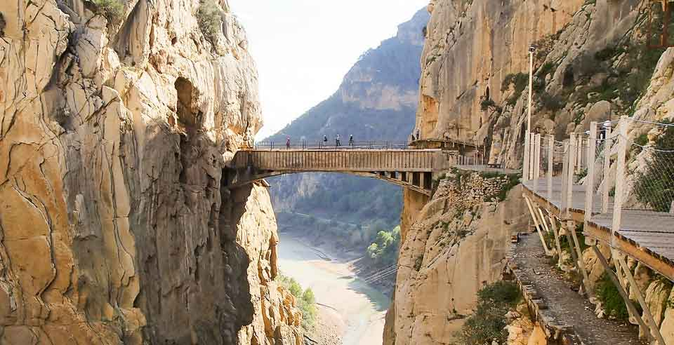 El Caminito Del Rey Best for Day hike