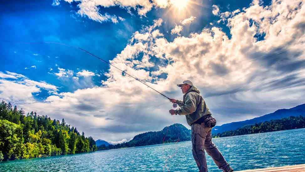 Proper Fishing Rod for Freshwater Fishing