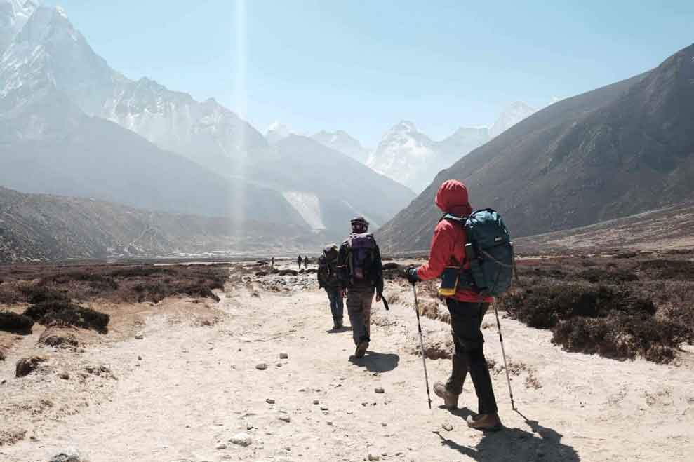 Movement Speed for Proper Trekking
