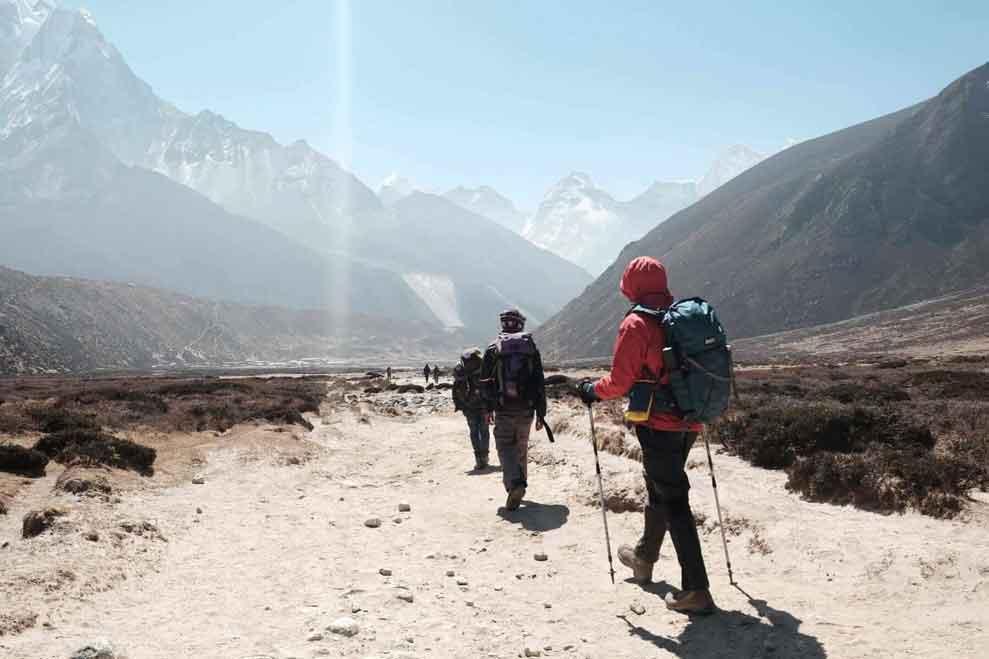 Movement Speed for Proper Trekking