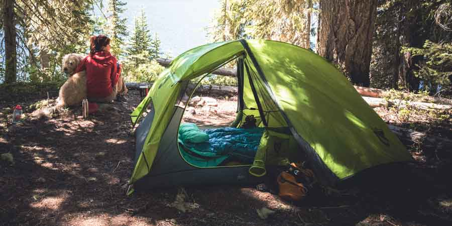 Picking a Good Spot to Pitch the Tent