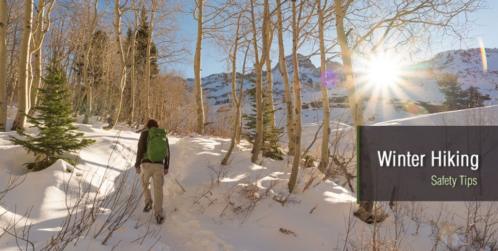 Winter Hiking Tips and Safety